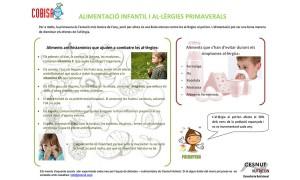 ALIMENTACIÓ-INFANTIL-i-ALLERGIeS-PRIMAVERALS-Cobisa